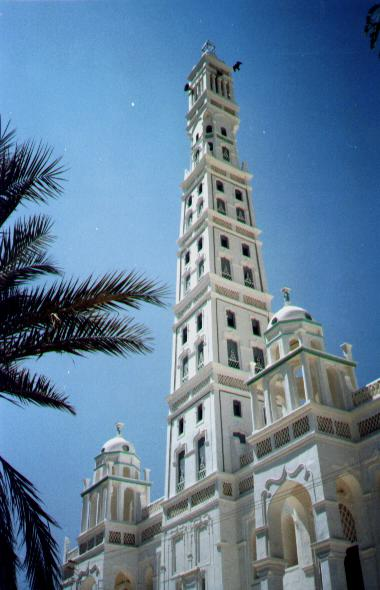 picture of Al-Muhdar Mosque